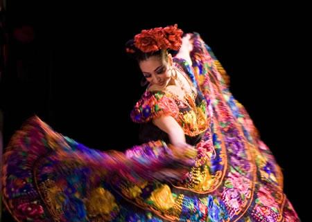 Pacifico Dance Company - Jesenia Chiapas