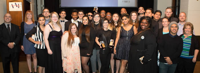 Student for The Art Institute of the Inland Empire took home