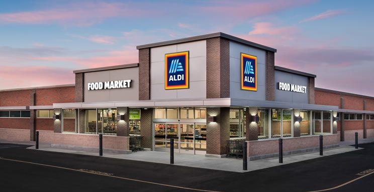 ALDI - Corona California