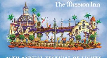 Mission Inn, Rose Parade