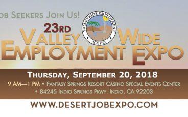 23rd Annual Valley Job Fair