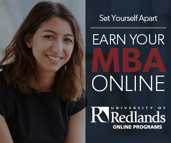 University of Redlands Online MBA