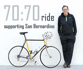 70:70 Ride San Bernardino