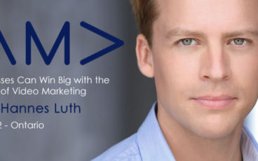 AMA Ontario, Business Video with Hannes Luth