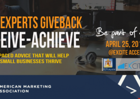 Marketing Experts Give Back