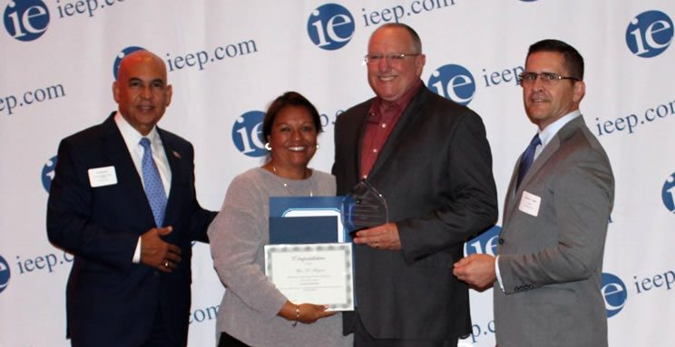 Alan Wapner ONT Award IEEP