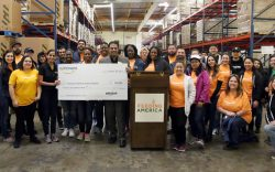 Amazon Feeding America