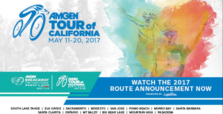 Amgen Tour Inland Empire