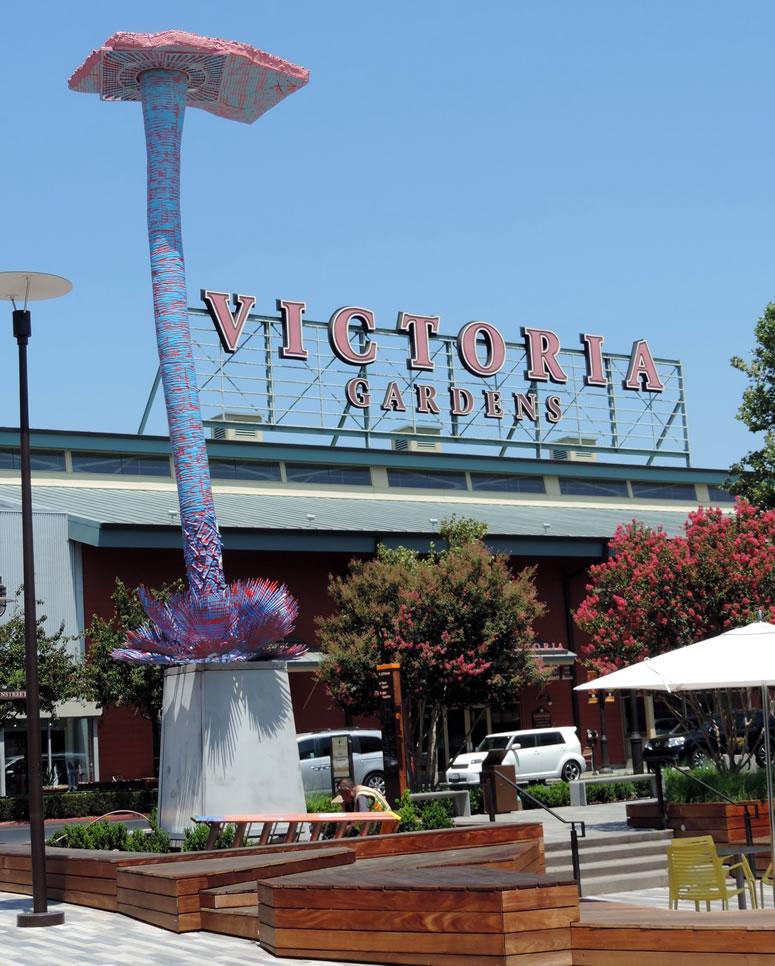 Victoria Gardens Unveils Original Native Art For Monet