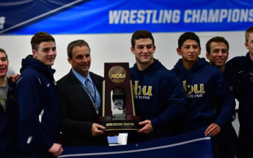 CBU Wresting wins big.