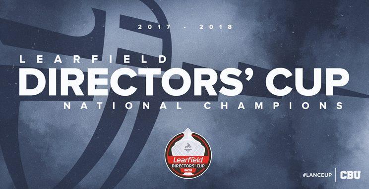 CBU Learfield Directors' Cup