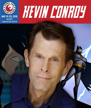 Kevin Conroy, Comic Con Revolution