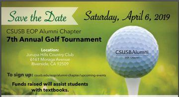 CSUSB EOP - Golf