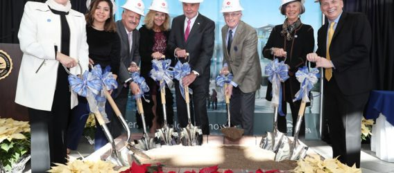 Ground Breaking CSUSB Global Innovation