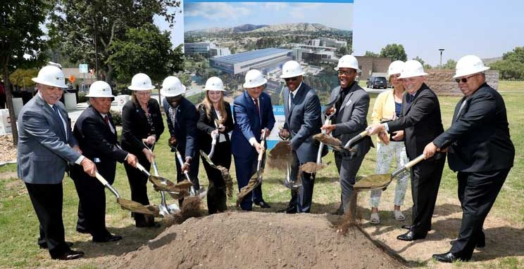 CSUSB San Manuel Ground Breaking