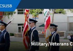 CSUSB - Veterans