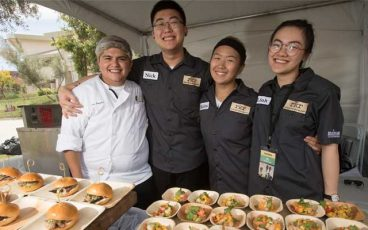 Cal Poly College Kids, Hospitality