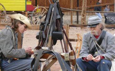 Calico Civil War event, Feb 18th