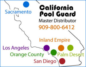 California Pool Guard Locations