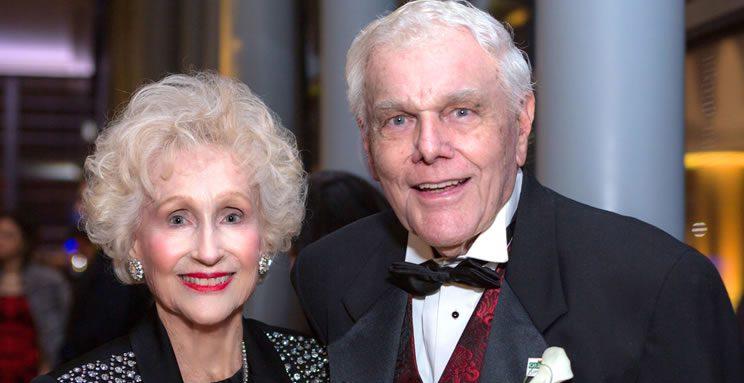 Carol and Jim Collins 2018