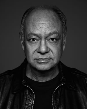 Cheech Marin will speak on May 16.