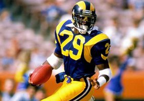 Children's Fund, Eric Dickerson Speaker at Gala