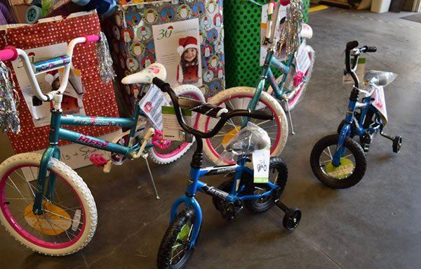 Children's Fund Bikes