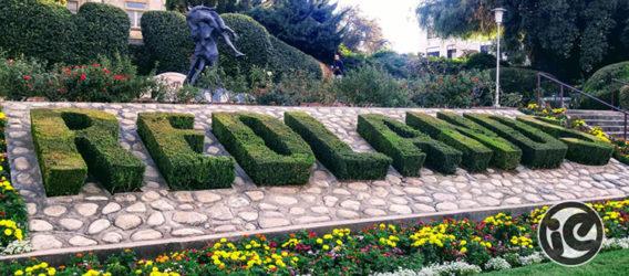 City of Redlands California, Photo at University of Redlands