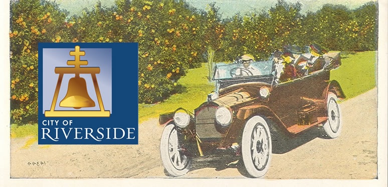 City of Riverside Header
