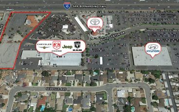 Claremont Commercial Real Estate