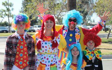 IRC - Clowns
