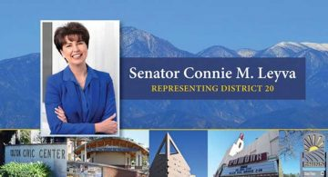 Senator Connie M. Leyva - District 20
