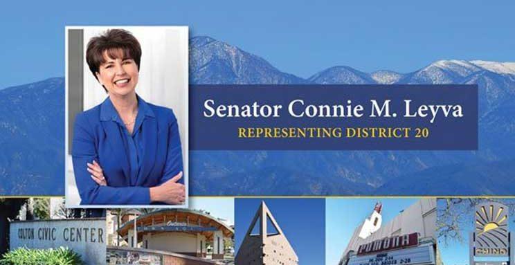 Senator Connie M. Leyva - District 20