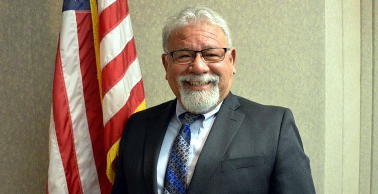 OmniTrans Vice Chair David Avila