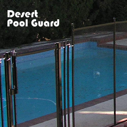 Desert pool guard safety fences nets inlandempire