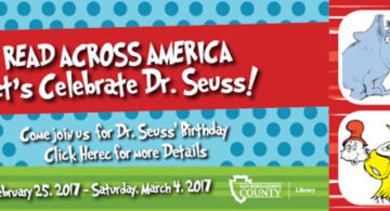 Dr. Seuss at San Bernardino County Libraries