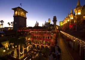 Festival Lights - Mission Inn