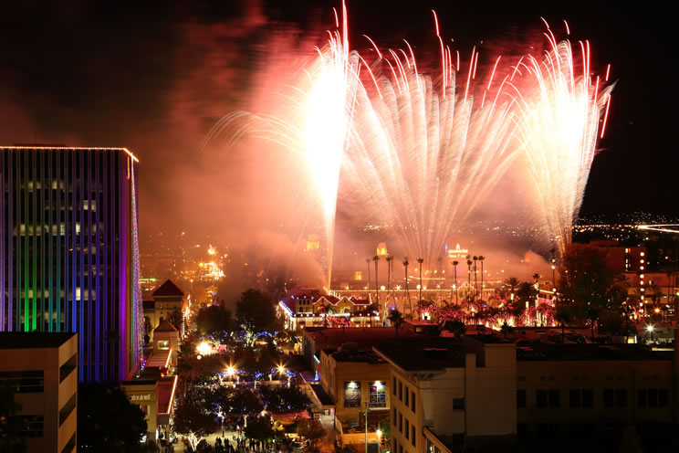 Festival of Lights - Riverside