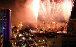 Festival of Lights, Downtown Riverside