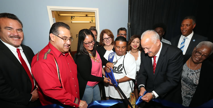 First People's Center, CSUSB