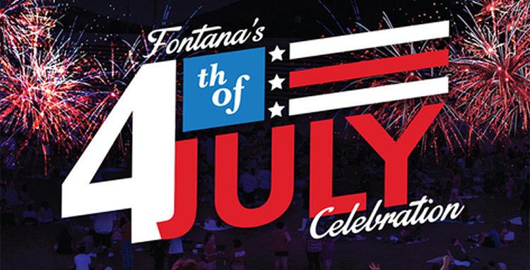 Fontana 4th of July