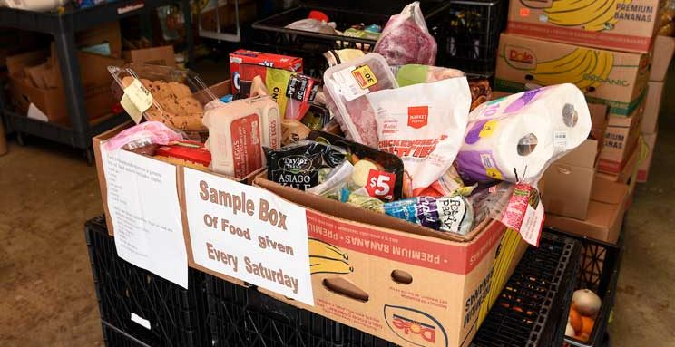 Food Bank Now Available At Los Olivos Housing Site In Upland Inlandempire Us,Lemon Roasted Chicken Pieces