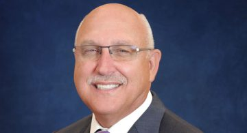 George Frahm, President of Stater Bros.