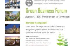 Green Business Forum