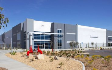 Harley Knox Logistics Center