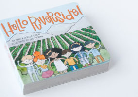 Hello Riverside children's book