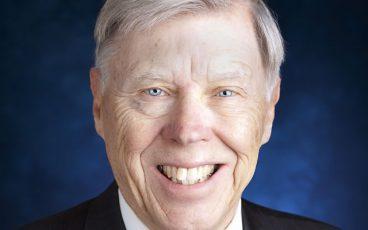 Dr. Hendrick, RCC Intrem President
