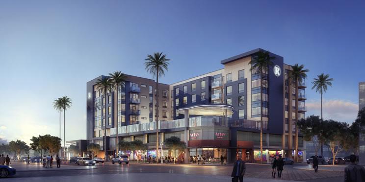 Hilton Riverside Ground Level