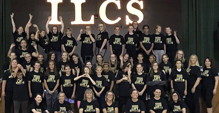 Inland Leaders Charter School Gold Night