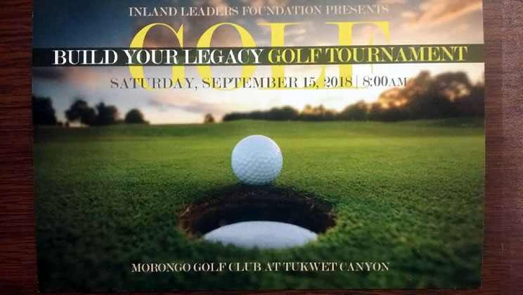 Inland Leaders Foundation 4th Annual Golf Tournament